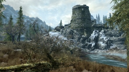 Skyrim_April2011_RuinedFort